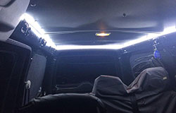 Interior light upgrade