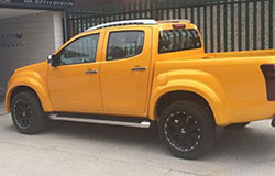 Limited edition D-Max